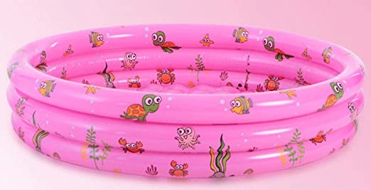 Swim Center Family Lounge Piscina Infantil Redonda Hinchable para ...