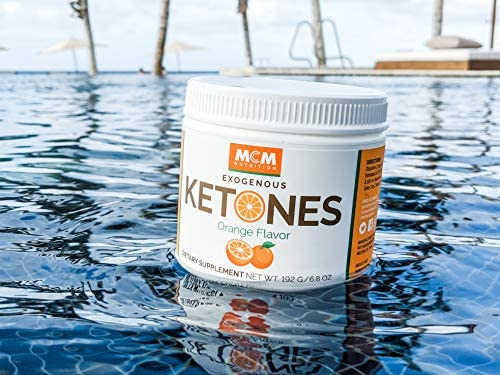 MCM Nutrition – Exogenous Ketones Supplement & BHB - Boosts Energy & Suppresses Appetite - Instant Keto Mix That Puts You into Ketosis Quick & Boosts The Keto Diet (Orange - 15 Servings) 9