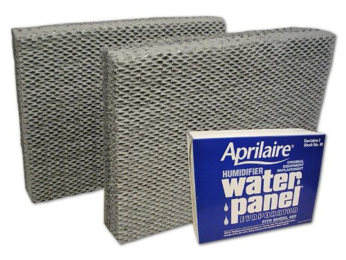 Price comparison product image Aprilaire 45 Water Panel Evaporator,  2-Pack