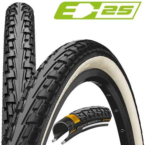 Continental Reifen RIDE Tour 32-622 28 Zoll Draht  schwarz
