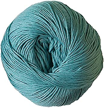 DMC Natura - Ovillo, 100% algodón, Aguamarina N25: Amazon.es: Hogar
