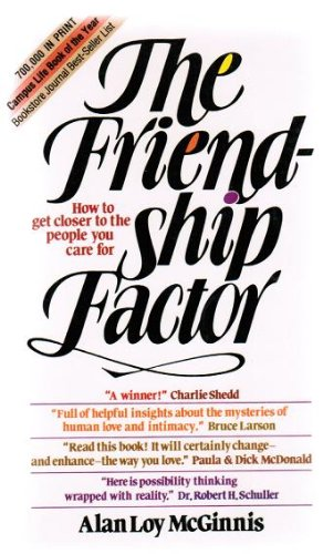 The Friendship Factor by Augsburg Fortress Publishers