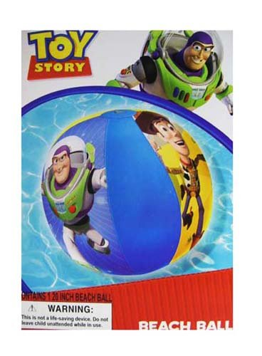 Amazon.com: Toy Story 3 Pelota hinchable de 20 playa: Toys ...