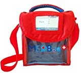MedBag Medical Storage Bag Red Medium