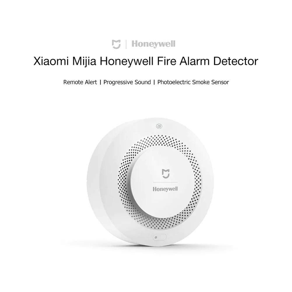 Youtainkai Xiaomi Mijia Honeywell Detector de humo con autocomprobación de puerta de enlace: Amazon.es: Hogar