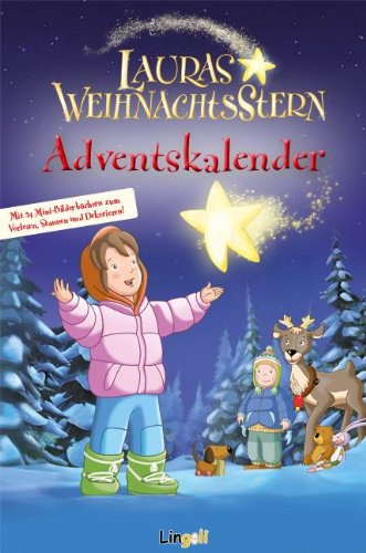 Adventskalender - Lauras WeihnachtsStern (Lingoli)