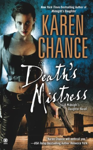 Death's Mistress: A Midnight's Daughter Novel (Dorina Basarab Book 2)