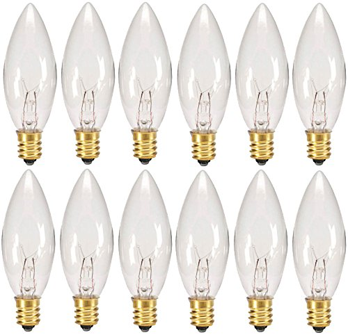 candle lamp bulbs - 1