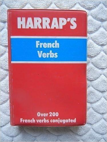 Gratis elektronisk bog at downloade Harrap's French Verbs (Mini study aids) MOBI