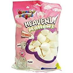 Halal Marshmallows cubes Vanilla Flavor 200 g