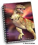 T-Rex - 4' x 6' 3D Notebook