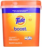Tide Stain Release Boost Duo Pac In-Wash Booster, 62 Count Pouches