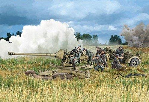 1/35 Pak 43/3 L/71 Mit Behelfslafette