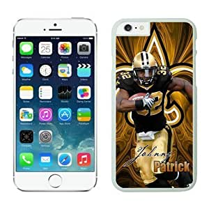 Orleans Saints Johnny Patrick Case Cover For SamSung Galaxy S5 Mini White NFL Case Cover For SamSung Galaxy S5 Mini 14274