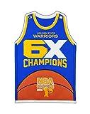 Winning Streak Golden State Warriors 2018 NBA Champions Jersey Banner