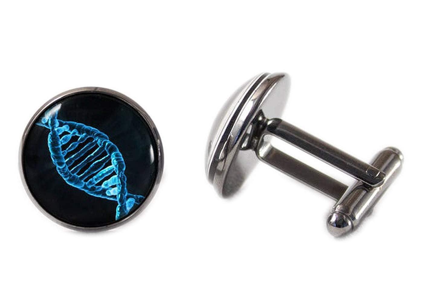ADN Gemelos Gemelos de química ciencia Gemelos: Amazon.es: Joyería