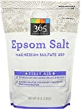365 Everyday Value, Epsom Salt, 4 Pound