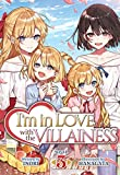 I'm in Love with the Villainess (Light Novel) Vol. 3