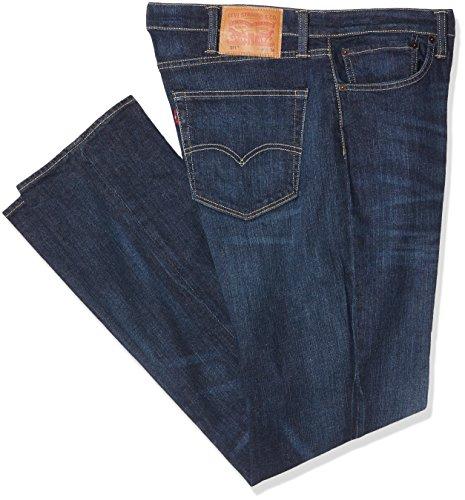 Jeans Levi's Blue Skinny pioggia 0709 Fit doccia a qqfBrxv