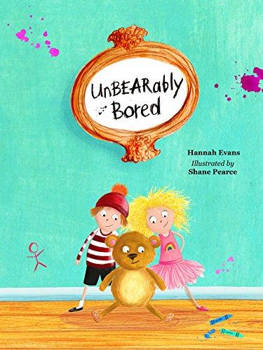 UnBEARably Bored - Up Hannah Dress