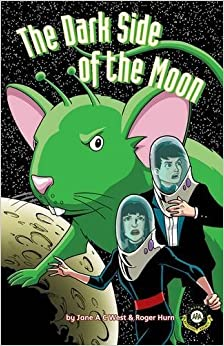 Book The Dark Side of the Moon (Alien Detective Agency 2) by West, Jane, Hurn, Roger (2012)