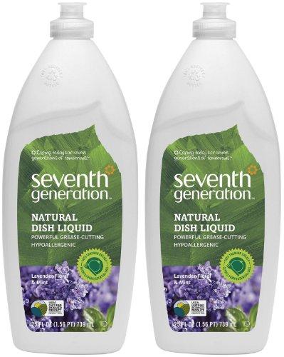 7th generation lavender dish soap - 7
