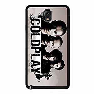 Fashion Attractive Members Britpop/Alternative Rock Band Coldplay Phone Case Cover for Samsung Galaxy Note 3 N9005 Coldplay Fashionable Cover Shell