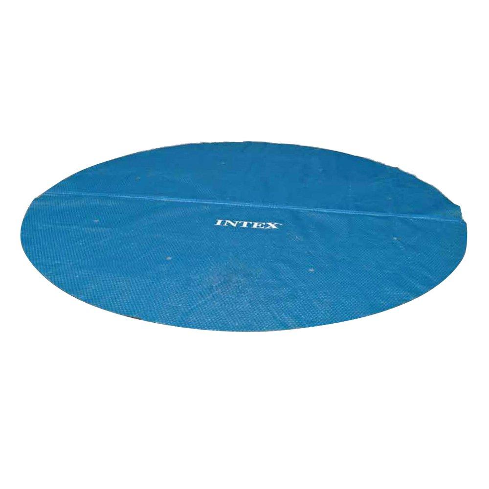 Solar sun ring for pool