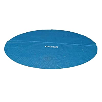 Intex Solar Cover for 16ft Diameter Easy Set and Frame Pools : Swimming Pool Covers : Garden & Outdoor