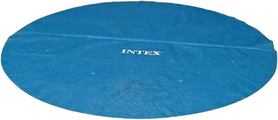 Best solar pool cover-INTEX Solar Pool Cover