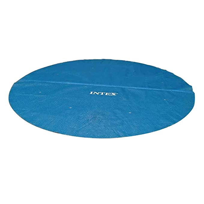Intex Solar Cover for 12ft Diameter Easy Set and Frame Pools-Best-Popular-Product