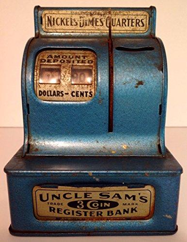 Uncle Sam Bank - 5