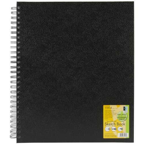Art Alternatives Wire Bound Sketchbook 11x14-80 Sheets by Art Alternatives