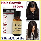 (US) Fast Hair Growth Solution Essence Liquid for all hair loss type 20ml regrowth By U Happy