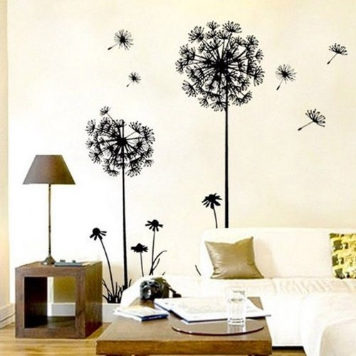 iuchoice   New Creative n Wall Art Decal Sticker Removable Mural PVC Home Decor Gift
