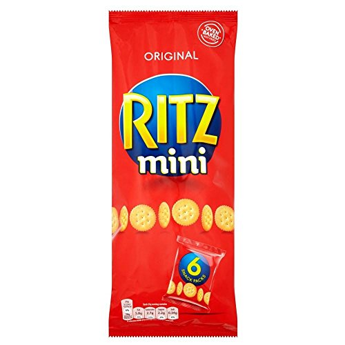 Ritz Crackers - Mini (6x25g) - Pack of 2