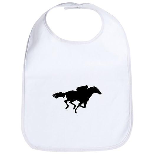 bc631dd80 Amazon.com  CafePress - Horse Bib - Cute Cloth Baby Bib