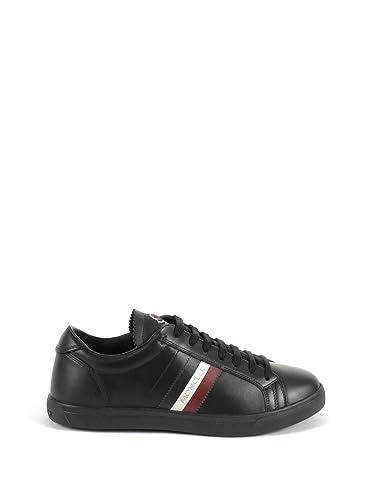 Moncler , Baskets mode pour homme noir noir - noir - noir,  Amazon ... 2ddf9cacf03