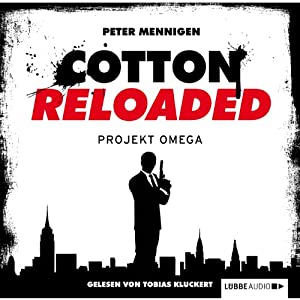 Projekt Omega (Cotton Reloaded 10) Hörbuch