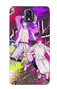Xdhogk-7590-nvydsiy New Premium Flip Case Cover Kuroko No Basket Skin Case For Galaxy Note 3 As Christmas's Gift