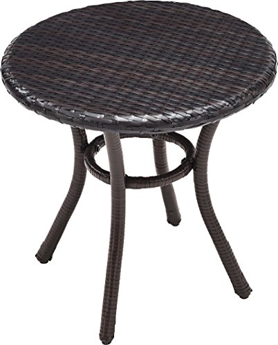 Crosley Furniture Palm Outdoor Round Table