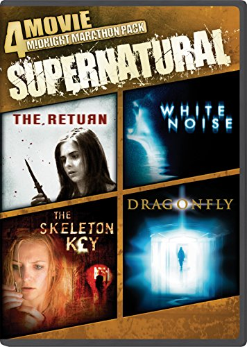 4 Movie Midnight Marathon Pack: Supernatural (Snap Case, With Movie Cash)