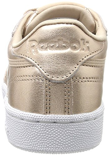 Metals Sneakers Club Metallic C 85 Womens Melted Metallic Reebok aUZqga