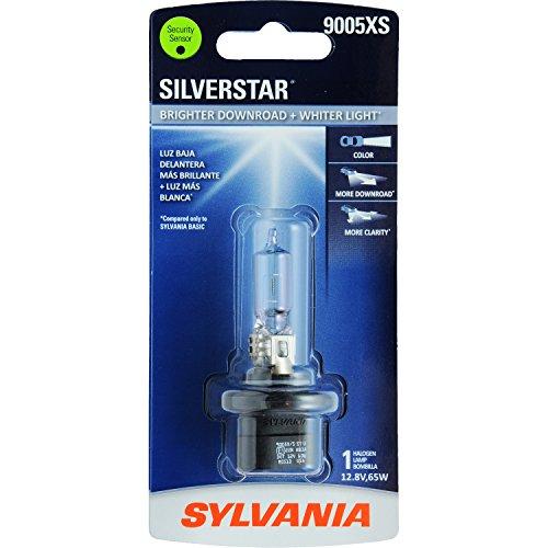 SYLVANIA SilverStar Performance Headlight Contains
