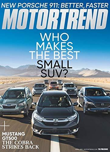 Trend Magazine Motor - Motor Trend