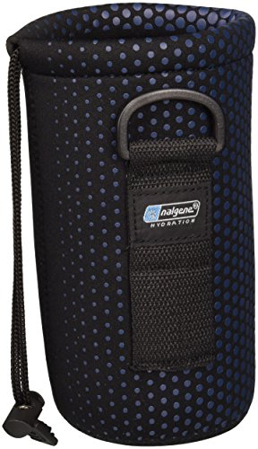 Nalgene Cool Stuff Neoprene for 32 Oz Bottle, Black/Blue
