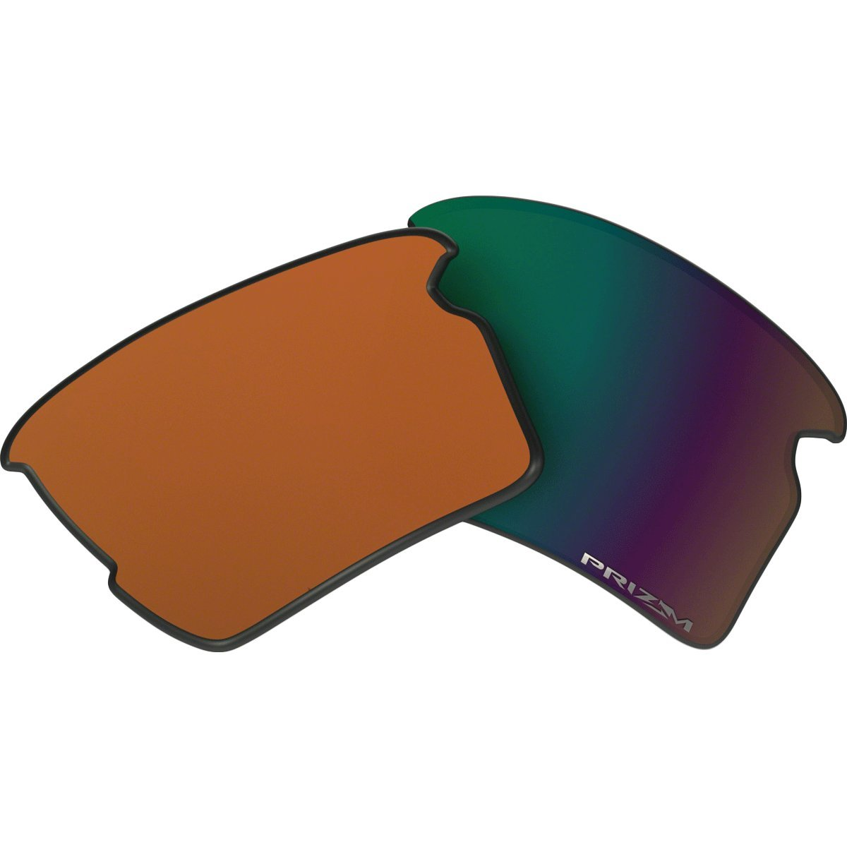 Oakley Flak 2.0 XL Adult Replacement Lens Sunglass Accessories - Prizm Shallow Water Polarized / One Size by Oakley (Image #2)