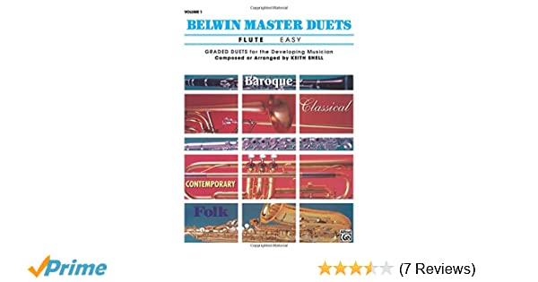 Brass Musical Instruments & Gear Belwin Masters Duets Volume Two Trumpet Advanced Trumpet Duet Sheet Music Book To Rank First Among Similar Products