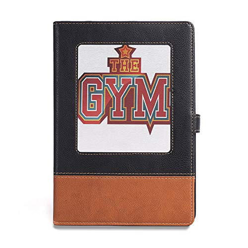 Environmental-friendly notebook,Fitness,A5(6.1
