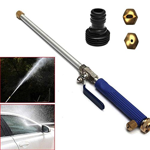 Ragdoll50 High Pressure Washer, Water Gun Spray Nozzle Garden Hose  Attachment For Washing Cars,